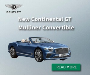New Continental GT Mulliner Convertible ad