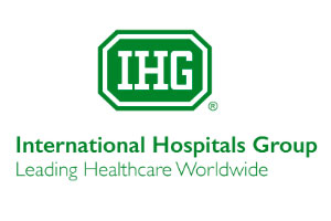 International Hospitals Group IHG logo