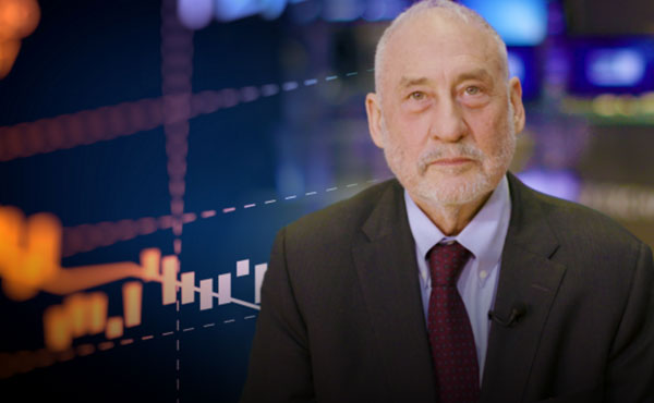 Joseph Stiglitz on the next recession, Trump, China and the WTO