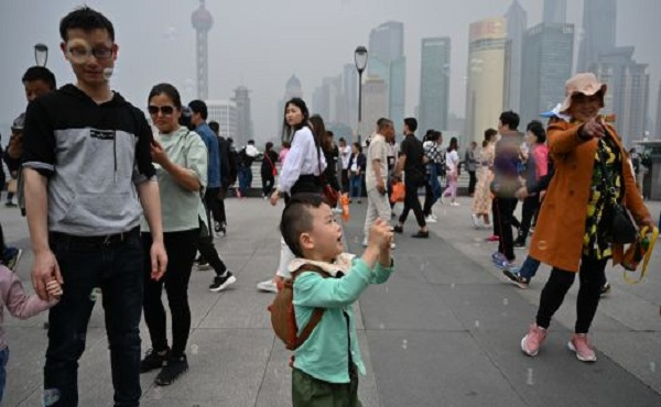 China's population could peak in 2023, here's why that matters